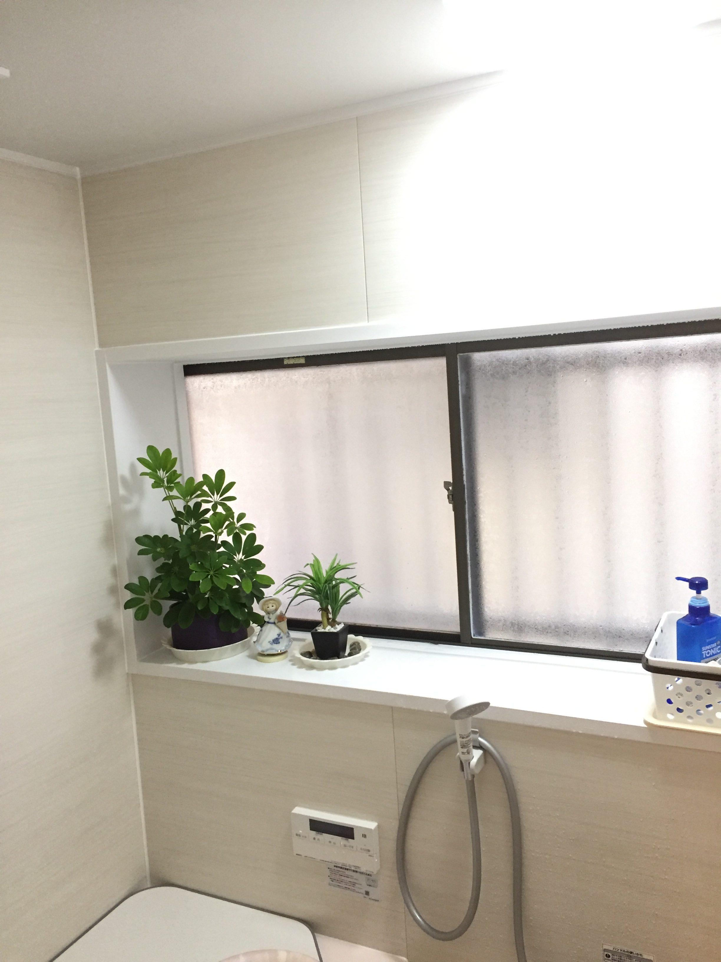 浴室改修工事の終了!